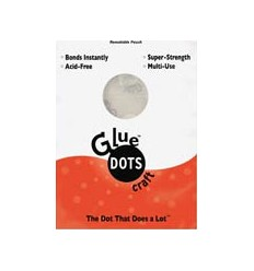 Glue Dots Craft Box, 13mm