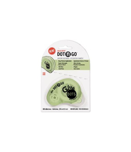 Glue Dots Dot n go Mini Abroller