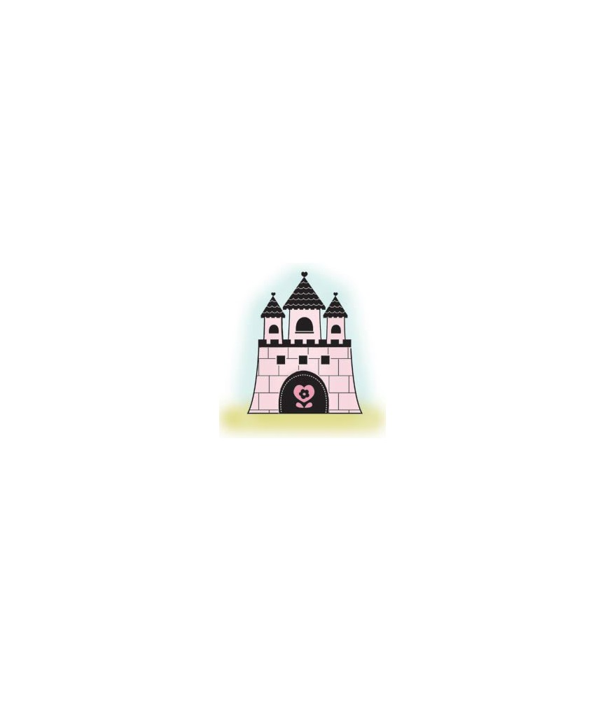 Clear Stamp Snag'em Stamps Schloss