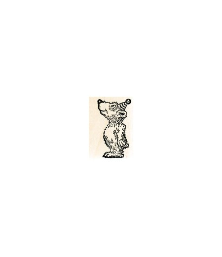 Party Bear Stempel