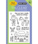 Hero Arts Clear Stamps Prince Charming