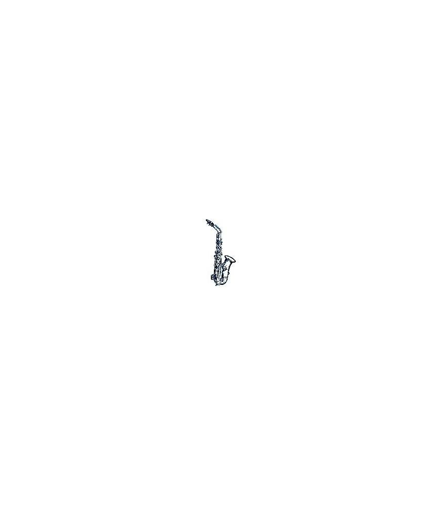 Saxophon Stempel