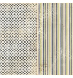 "Maja Design Scrapbook Papier Fika 12"""