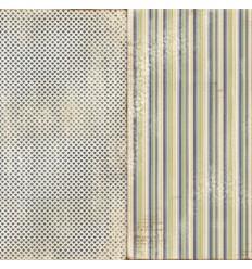 "Maja Design Scrapbook Papier Fika 12""x12"""