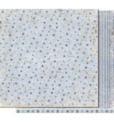 "Maja Design Scrapbook Papier Vintage Frost Basics 12""x12"""