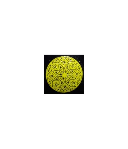 Embossingpulver Gelb Candy