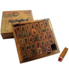 Alphabet Stempel Set BoBunny