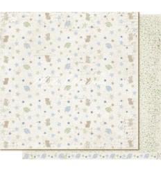 """Maja Design Scrapbook Papier Vintage Baby 12""""x12"""""""