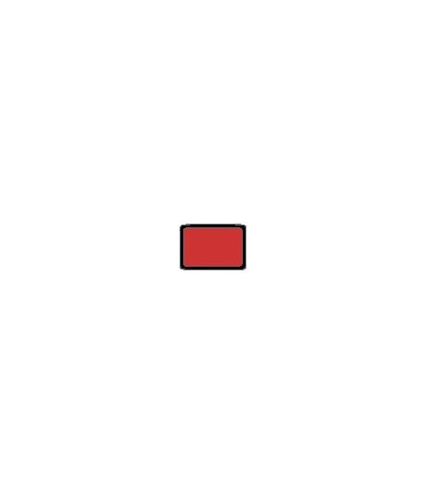 Kinder-Stempelkissen Rot
