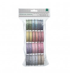 American Crafts Bänder Set Bakers Twine