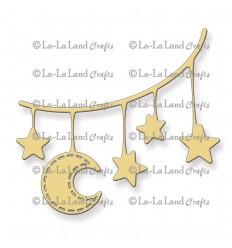 Stanzform Moon & Stars Banner - La-La Land