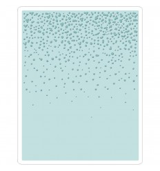 Prägeschablone Snowfall - Sizzix / Tim Holtz