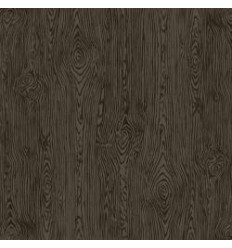 Black Woodgrain Scrapbooking Papier - American Crafts