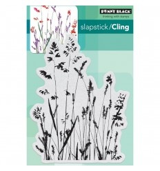 Nature's Paintbrushes Cling Stempel - Penny Black