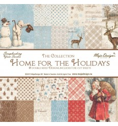 Maja Design Scrapbooking Papier Home for the Holidays