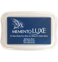 Bahama Blue Memento Luxe Stempelkissen - Tsukineko