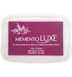 Lilac Posies Memento Luxe Stempelkissen - Tsukineko