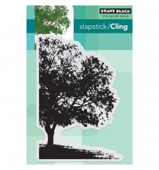 Cling Stempel Shade Canopy - Penny Black