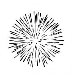 Feuerwerk Stempel - Artemio