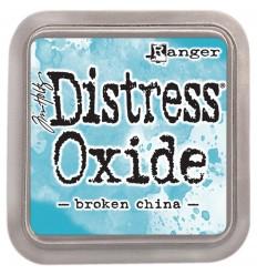 Distress Oxide Encreuer Broken China - Tim Holtz