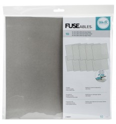FUSEables Fuse Clear Sheets - We R