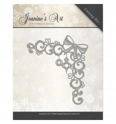 Stanzschablone Christmas Corner - Jeanine's Art