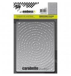 Prägeschablone Grands Cercles - Carabelle Studio