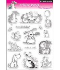 Clear Stamps Critter Party