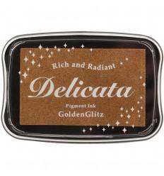 Stempelkissen Delicata Golden Glitz