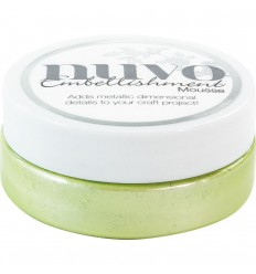 Embellishment Mousse Spring Green - Nuvo