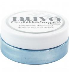 Embellishment Mousse Cornflower Blue - Nuvo