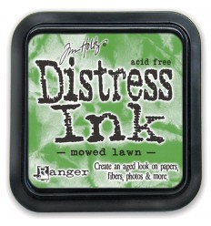 Distress Ink Mini Stempelkissen Mowed Lawn - Tim Holtz