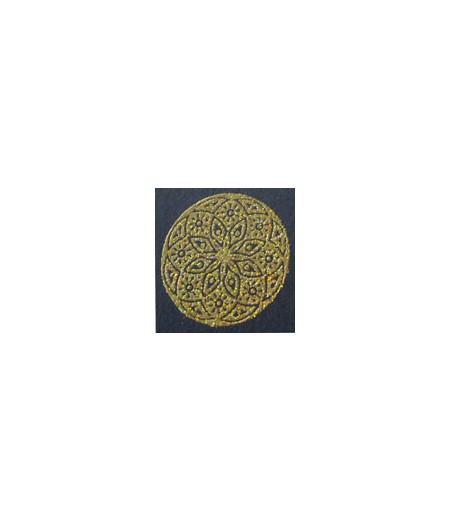 Gold Glitzer Embossing Pulver 20g