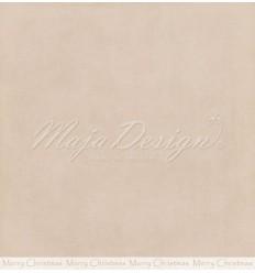 Monochromes - Shades of Denim - Off White - Maja Design