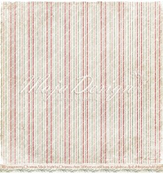 Scrapbooking Papier Traditional Christmas, Merry and Bright - Maja Design