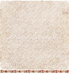 Scrapbooking Papier Traditional Christmas, Lots of Gifts - Maja Design