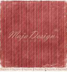 Scrapbooking Papier Traditional Christmas, Family Gathering - Maja Design