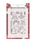 Clear Stamps Winter Gnomes - The Paper Boutique
