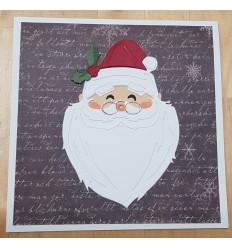 Stanzschablonen Colorize Santa's Wish - Tim Holtz