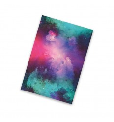 Vinylfolie Watercolor skylove, A4 - Plottermarie