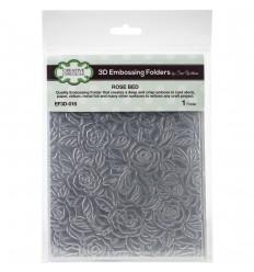 Prägeschablone Rose Bed - Creativ Expressions