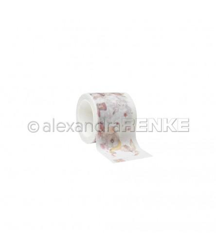 Washi Tape Easter bunnies at work - Alexandra Renke