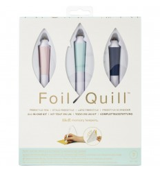 Foil Quill Freestyle Pen Set - We R Memory Keepers