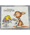Stanzschablone Puzzle - Scrapbook Forever