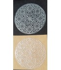 Embossing Pulver Neutral Pastel