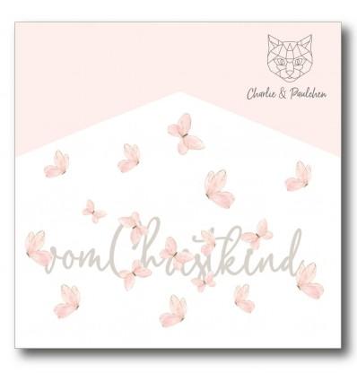 Stanzschablone vom Christkind - Charlie & Paulchen