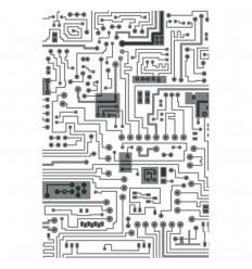 Prägeschablone Circuit - Tim Holtz