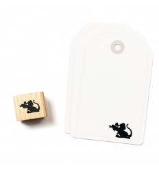 Stempel Maus Philippe - cats on appletrees