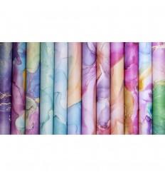 "Scrapbooking Papier Ink Drops - Candy, 12"" - Craft Consortium"