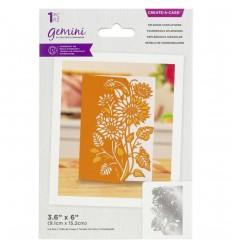 Stanzschablone Splendid Sunflowers - Crafters Companion